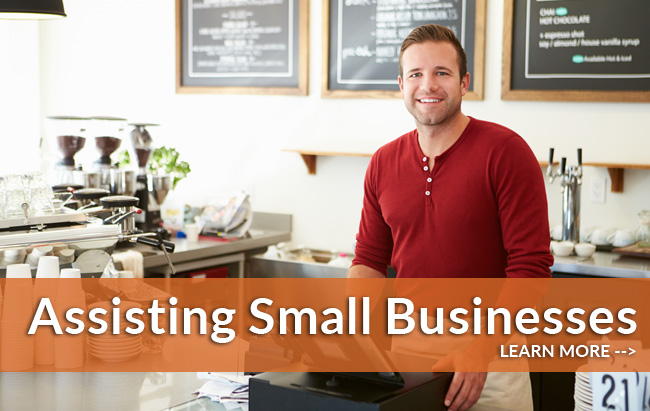 Assisting Small Businesses